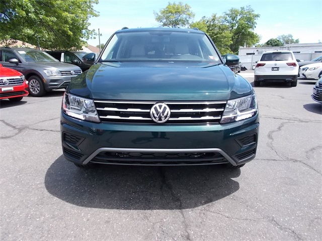 New 2019 Volkswagen Tiguan 2 0T SE AWD 4D Sport Utility 4Motion