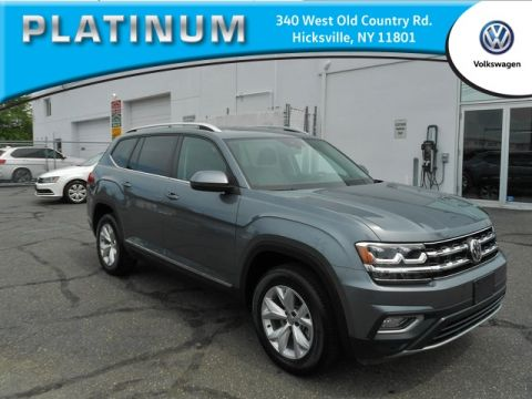 New 2018 Volkswagen Atlas SEL AWD