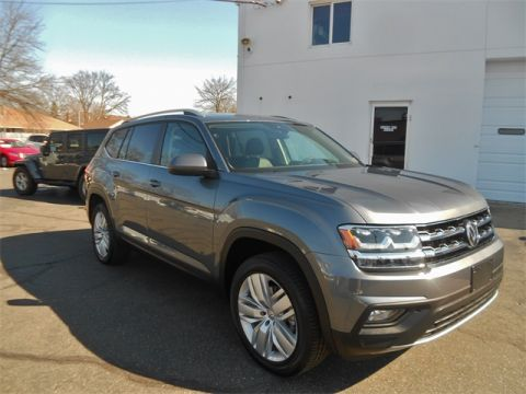 New 2019 Volkswagen Atlas SE AWD 4D Sport Utility w/Technology and 4Motion