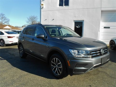 New 2019 Volkswagen Tiguan 2.0T SE AWD 4D Sport Utility 4Motion