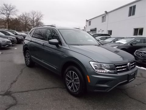 New 2020 Volkswagen Tiguan 2.0T SE AWD 4D Sport Utility 4Motion