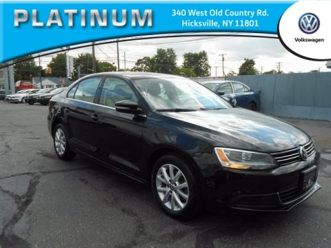 Pre-Owned 2014 Volkswagen Jetta 1.8T SE FWD 4D Sedan