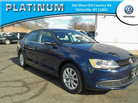 Pre-Owned 2013 Volkswagen Jetta 2.5L SE FWD 4D Sedan